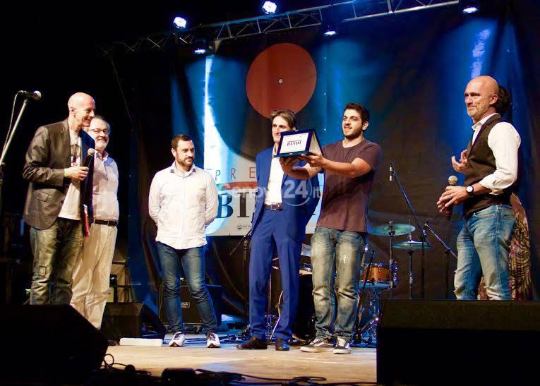 Mirkoeilcane vince il premio Bindi