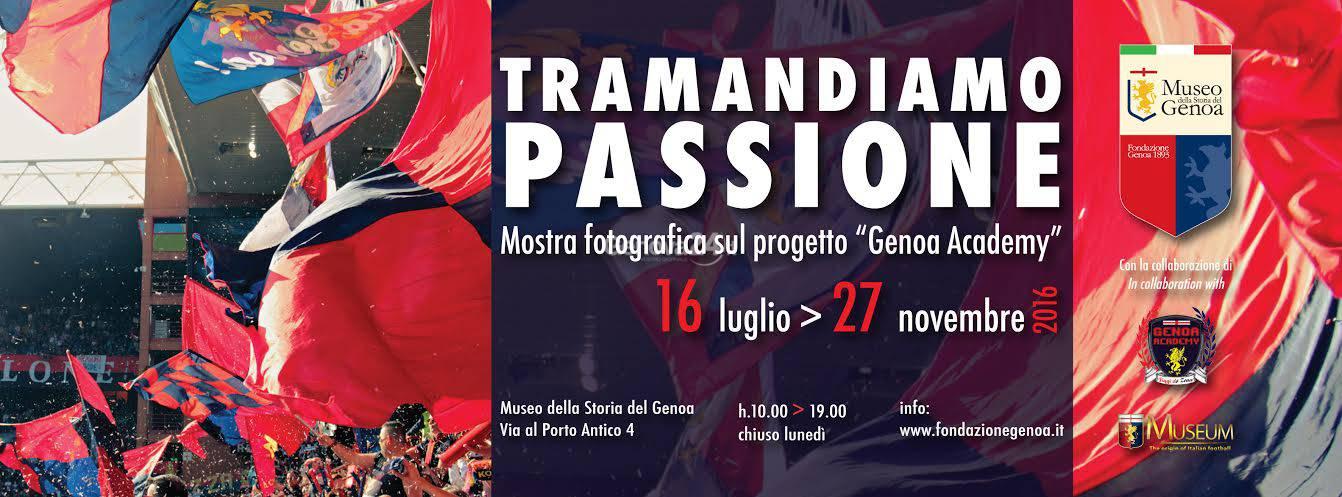 Mostra della Fondazione Genoa
