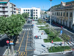 piazza della stazione sestri levante