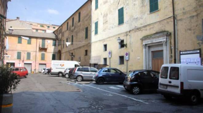 piazza trincheri albenga