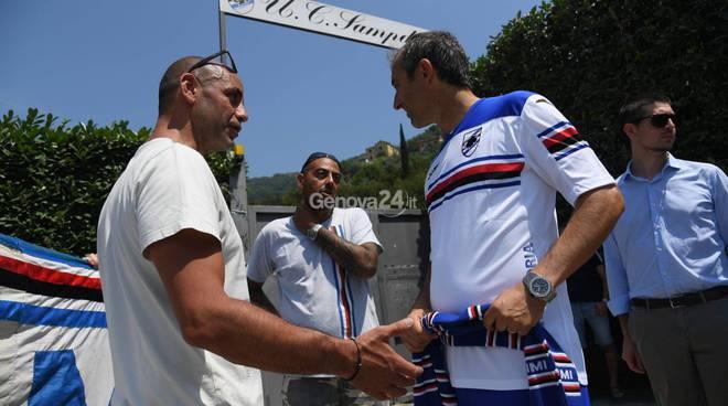 Sampdoria, Giampaolo avverte i suoi: