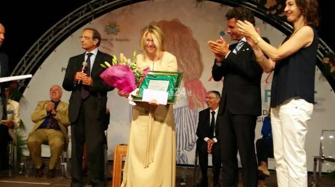 Rapallo Carige 2016, la vincitrice Sara Rattaro