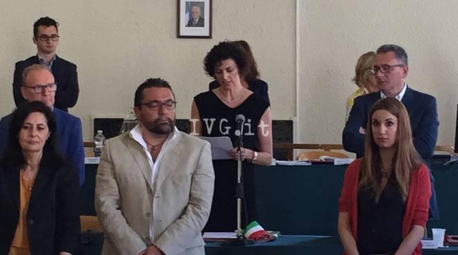 Savona, il primo consiglio comunale dell'era Caprioglio