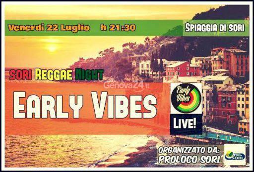 Sori Reggae Night