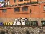 Spazzatura via Boccadasse