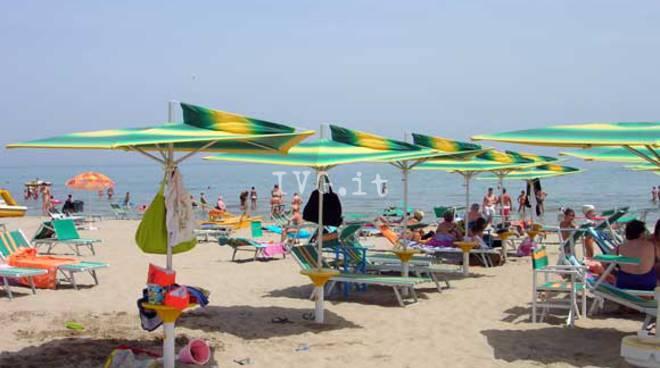 spiagge ombrelloni