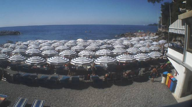 Spiaggia Zoagli