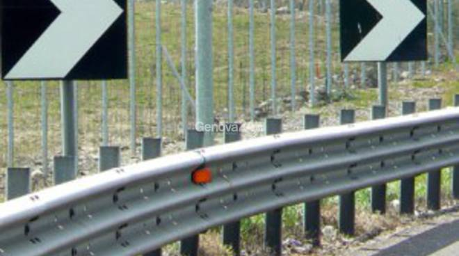 Strada, guard rail