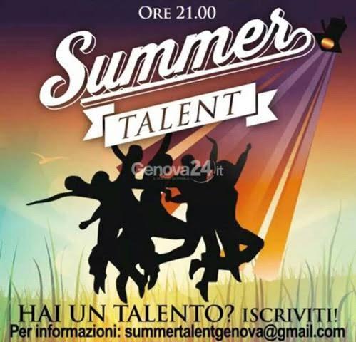 Summer Talent