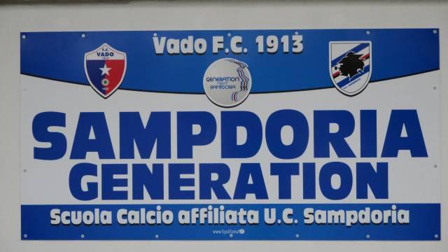 Vado FC 1913 e la UC Sampdoria
