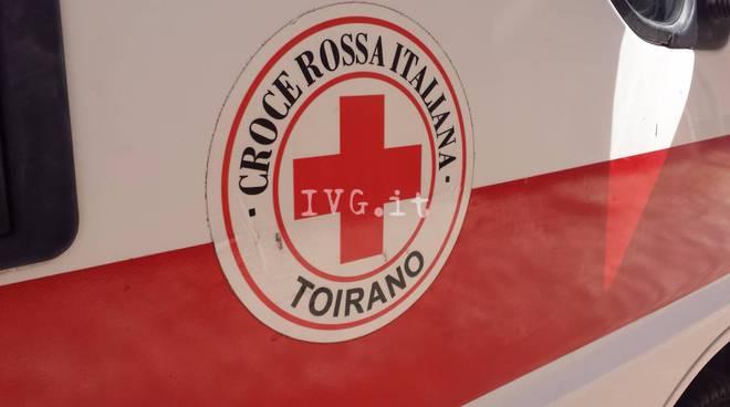 Croce Rossa Toirano