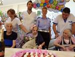 Borghetto Bianchina Scappini 107 anni