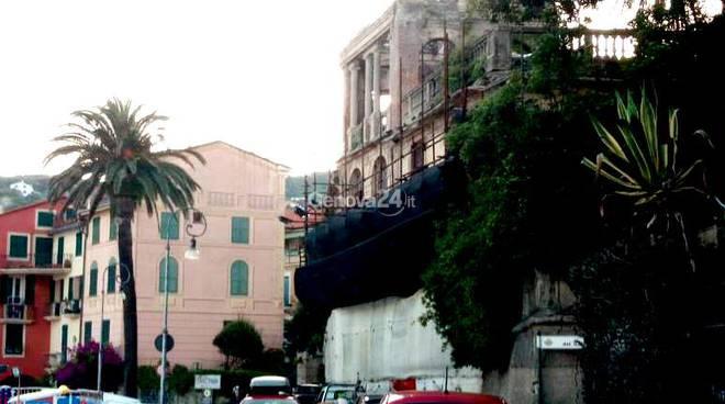 Villa sulla strettoia di San Michele