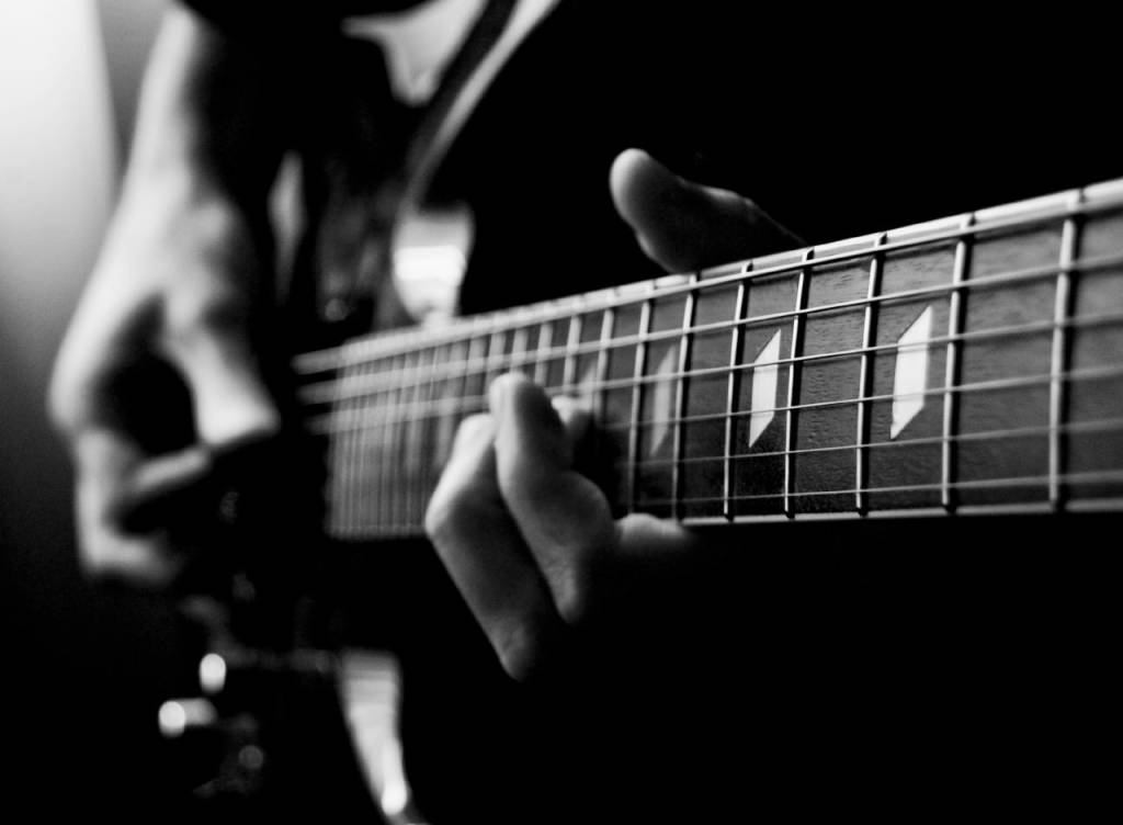 blues soul chitarra