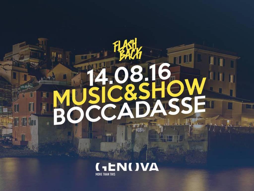Boccadasse music & show