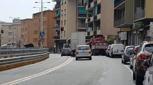 Cantiere corso europa via isonzo