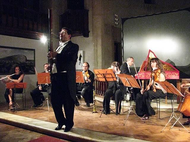 """17 Agosto Saint-Étienne-de-Tinée """"W.A. Mozart: il flauto magico/strumentale"""" Principato di Seborga Orchestra"""