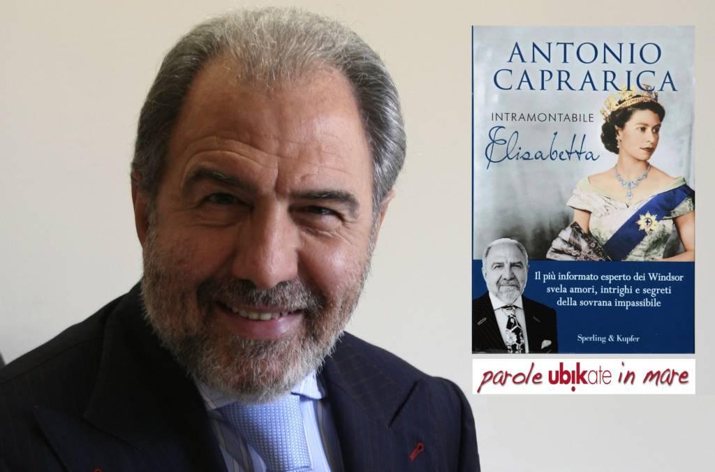incontro con il giornalista e scrittore ANTONIO CAPRARICA a Parole Ubikate