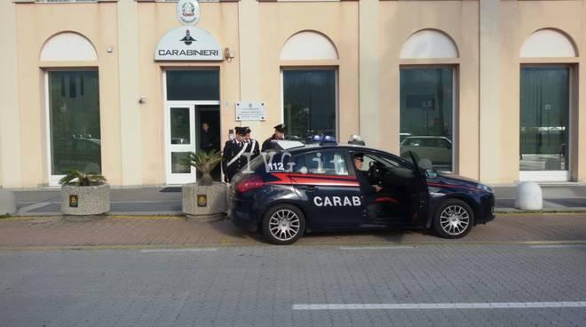 Arresto Carabinieri Ceriale