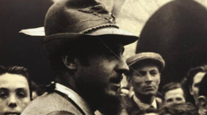 Enrico Martini Mauri Partigiani Penne Nere