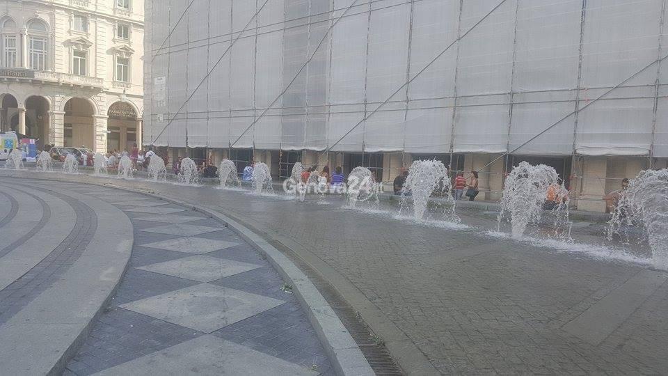 fontana de ferrari