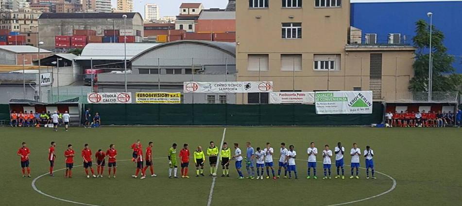 Genova Calcio - Sampdoria Primavera