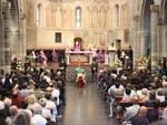 Il funerale di Diego Turra