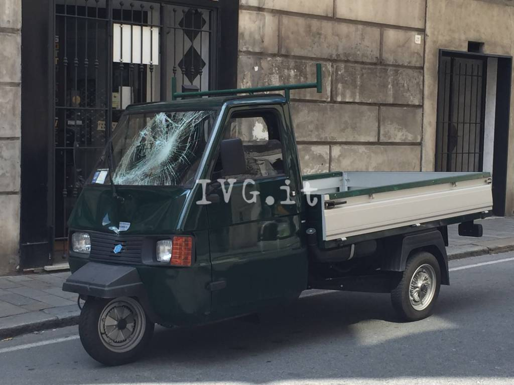 Investimento via Piave Savona