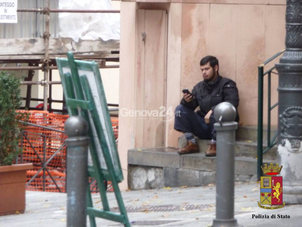 Jrad Mahmoud siriano imam