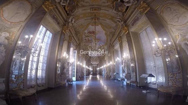 Le stanze segrete di Palazzo Reale
