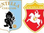 Logo presentazione Entella - Ancona