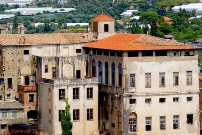 palazzo spinola taggia