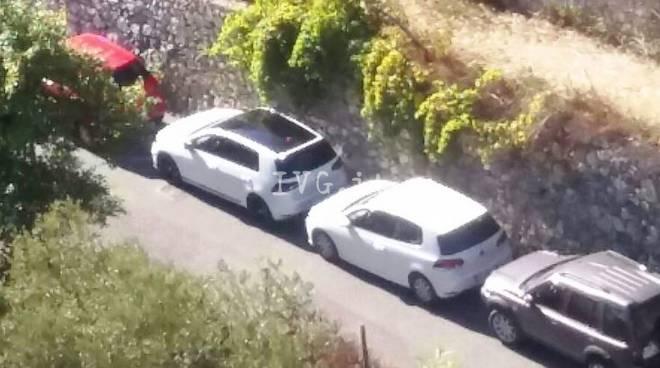 parcheggio selvaggio varigotti
