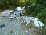 parco del peralto rifiuti