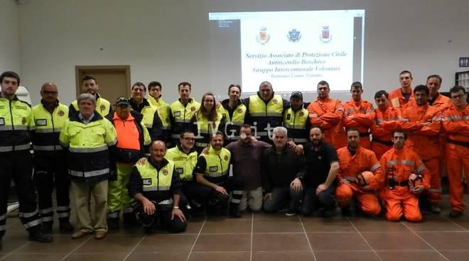 protezione civile toirano