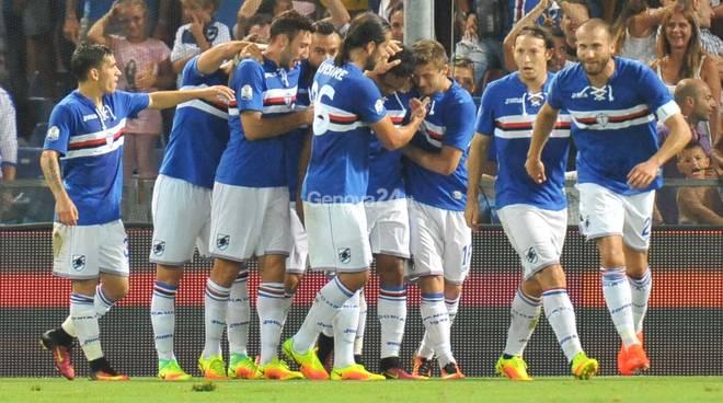 Tim Cup, Sampdoria-Bassano Virtus 3-0 - il tabellino del match