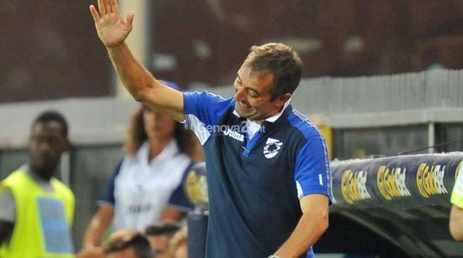 Muriel regala un sorriso alla Sampdoria