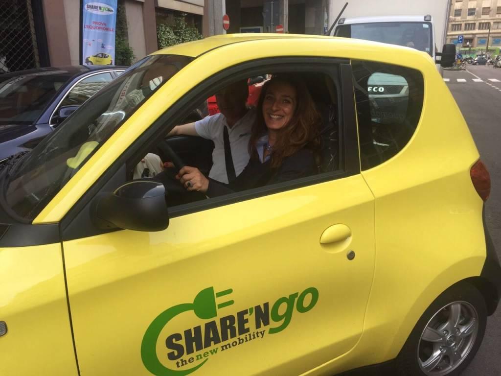 Share' nGo