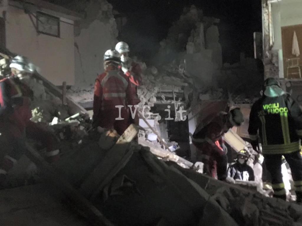 terremoto soccorsi savonesi