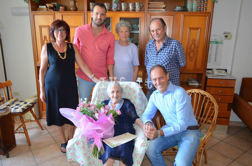 Andora Olga Torsello Centenaria