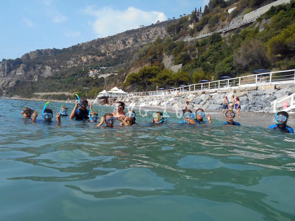Snorkeling Campo Solare Alassio