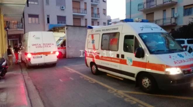 Terremoto Centro Italia Croce Bianca Spotorno