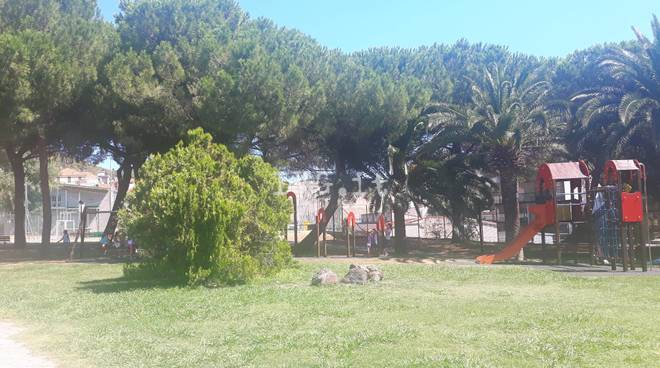 Spotorno Parco Monticello