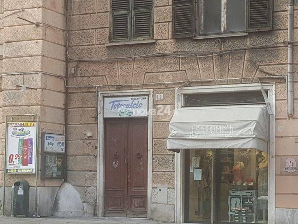 via xx settembre palazzo profughi