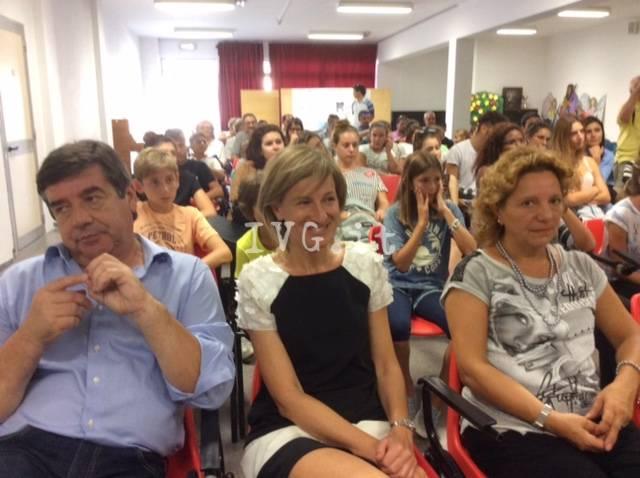 Albenga, consegnati gli attestati a volontari che hanno rimesso a nuovo la scuola di via degli Orti