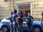 Albenga, la Polizia di Stato pattuglia il centro storico