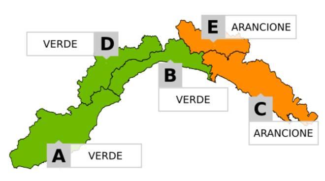 Allerta meteo, Rapallo chiude tutte le scuole