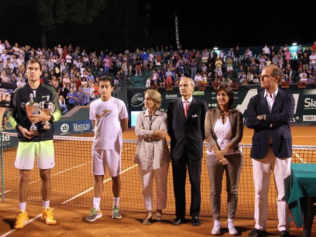 Aon Open Challenger Memorial Giorgio Messina
