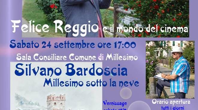 Aperitivo con gli autori Felice Reggio e Silvano Bardoscia