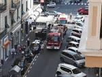 Savona Via Guidobono Donna Minaccia Suicidio